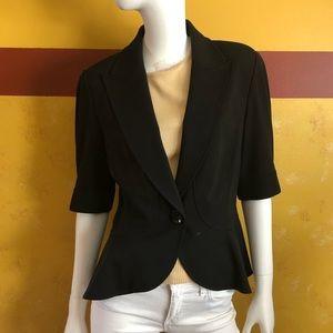 Lafayette 148 New York half sleeve jacket